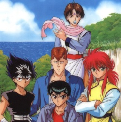 Review de YuYU Hakusho by Angel